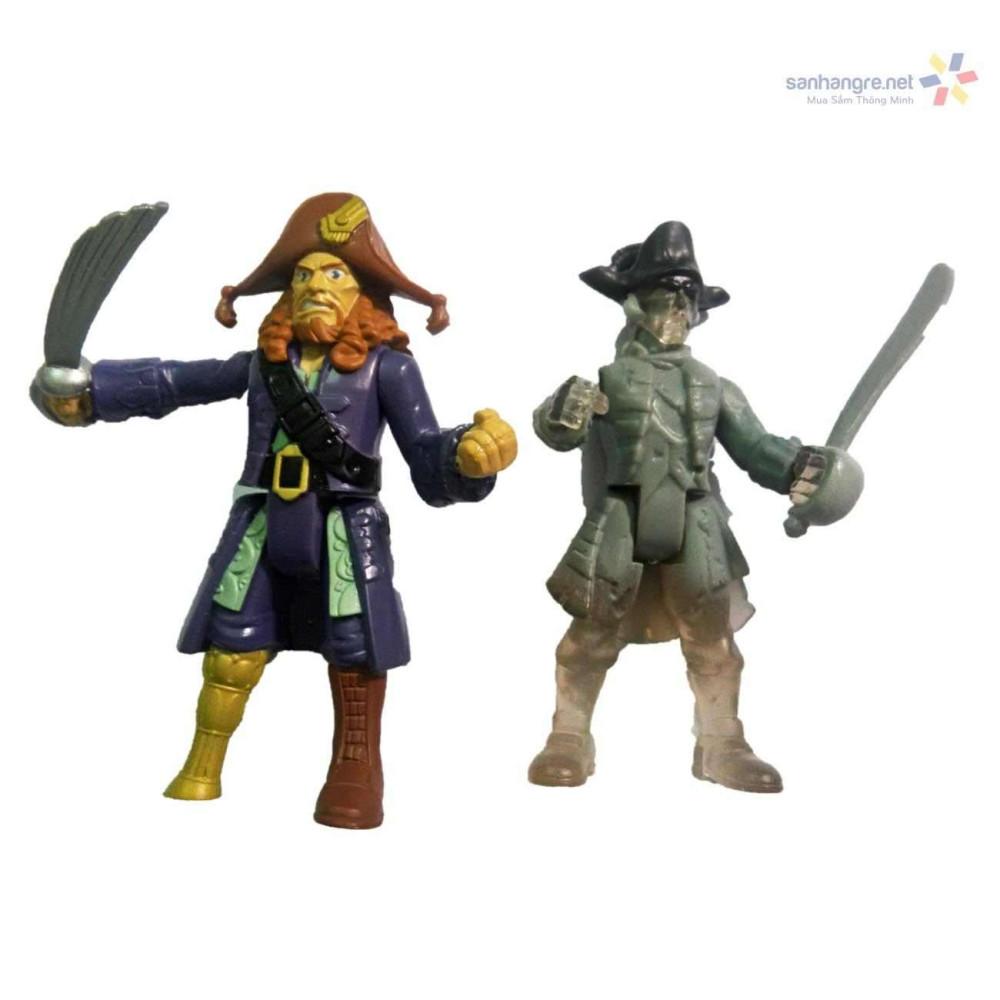 Đồ chơi Cướp biển Caribe : Thuyền trưởng Hector Barbossa và Ghost Crewman