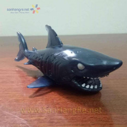 Đồ chơi mô hình Cá mập Disney - Đen