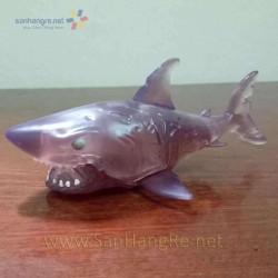 Đồ chơi mô hình Cá mập Disney - Tím
