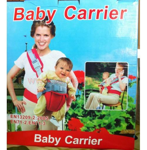 Địu BABY CARRIER 6 Tư Thế