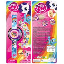 Đồng hồ điện tử đeo tay chiếu hình 3D WLT22P My Little Pony