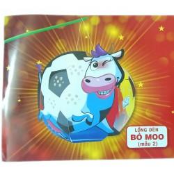 Lồng đèn sáng tạo Kibu Bò moo
