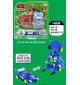 Đồ chơi ô tô biến hình thẻ bài Turning Mecard - Shuma 2