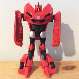 Đồ chơi Robot Transformers Age of Extinction Mini - Decepticon Stinger (Box)