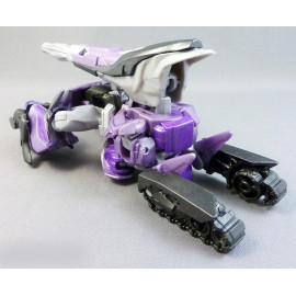 Đồ Chơi Transformer Prime biến hình Beast Hunters Commander - Shockwave (Box)