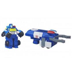 Đồ chơi Robot Transformer Capture Claw Chase biến hình ô tô cảnh sát