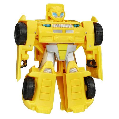 Đồ chơi Robot Transformer Rescue Bots Bumblebee Figure biến hình ô tô