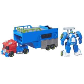 Đồ chơi Robot Transformer biến hình ô tô B555S2 (Box)