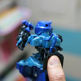 Đồ chơi Robot chiến đấu Takara Tomy Zumbus Korea - Upper Red (Box)