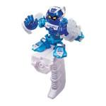 Đồ chơi Robot chiến đấu Takara Tomy Zumbus Korea - Push Blue (Box)