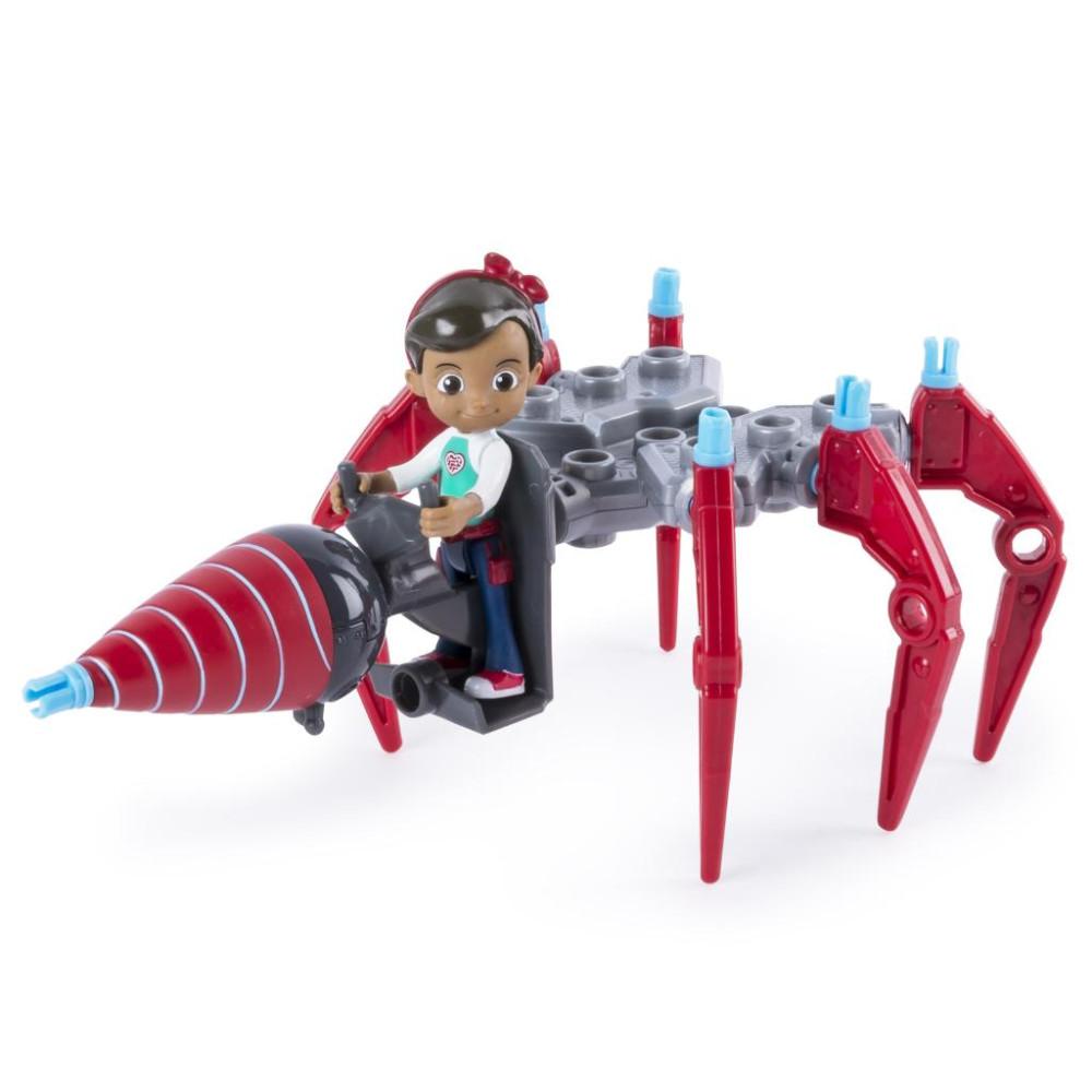 Bộ đồ chơi lắp ráp Rusty Rivets - Ant Drill