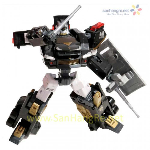 Robot Transformer biến hình Tomica Next Stage (Box)