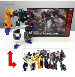 Robot Transformers kết hợp 5 trong 1 Tomy Unite Warriors UW-02 Menasor (Box)