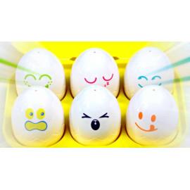 Bộ đồ chơi 6 trứng sắc màu Tomy cho bé xuất Châu Âu