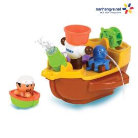 Tàu cướp biển Tomy Pirate Bath Ship E71602