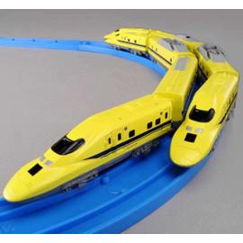 Mô hình tàu siêu tốc chạy pin Takara Tomy Type 923-3000 Dr. Yellow