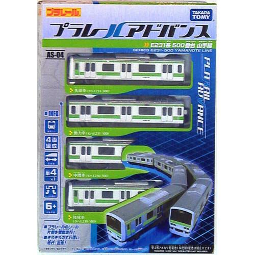 Mô hình tàu hỏa chạy pin Takara Tomy Series E231-500 Yamanote Line