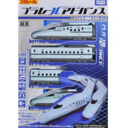 Mô hình tàu hỏa chạy pin Takara Tomy Series N700 Shinkansen Mizuho/ Sakura