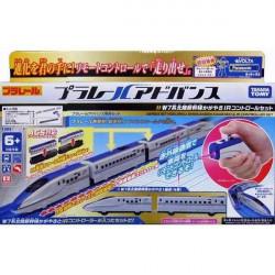 Mô hình tàu siêu tốc chạy pin điểu khiển từ xa Takara Tomy Series E6 Shinkansen Komachi