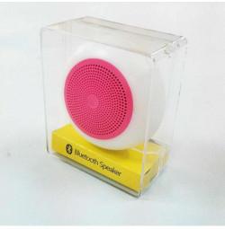 Loa không dây Bluetooth G16 nháy LED 7 màu ( Hồng )
