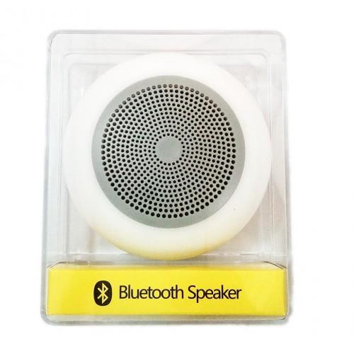 Loa không dây Bluetooth G16 nháy LED 7 màu ( Ghi )