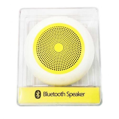 Loa không dây Bluetooth G16 nháy LED 7 màu ( Vàng )