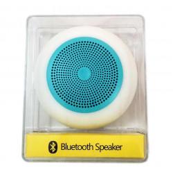 Loa không dây Bluetooth G16 nháy LED 7 màu ( Xanh )
