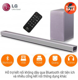Loa thanh LG Sound Bar 2.1 SH5.DVNMLLK