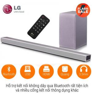 Loa thanh LG Sound Bar 2.1 SH5.DVNMLLK