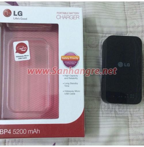 Pin dự phòng LG 5200mAh