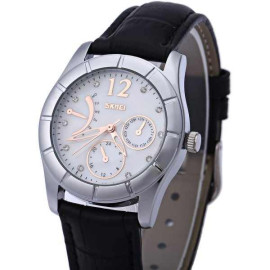 Đồng hồ đeo tay Skmei 6911 (đen)