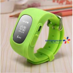 Đồng hồ định vị thông minh SmartKids - Xanh lá