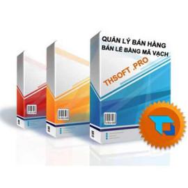 Phần mềm quản lý Bán hàng, Siêu thị, Chuỗi cửa hàng, Quản lý từ xa THSOFT PRO