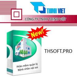 Phần mềm quản lý Bệnh nhân nội soi THSOFT