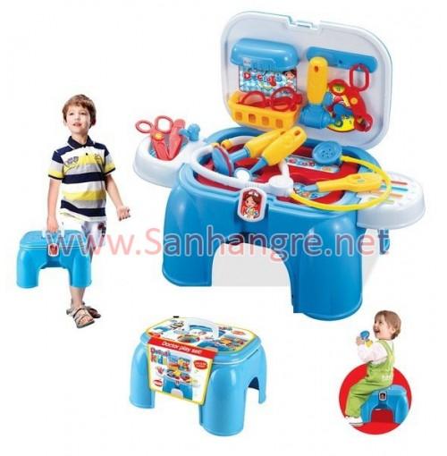 Bộ đồ chơi ghế Bác sĩ Enfa