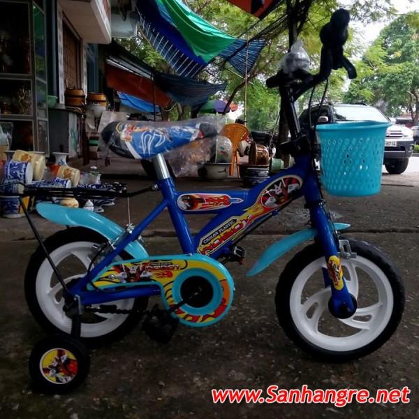Xe đạp Robot 12inch của Nhụa Chợ Lớn