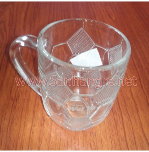 Cốc thủy tinh Sữa chua Wel Yo 320ml