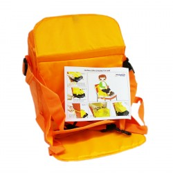 Túi ghế Enfa - Sư tử cam