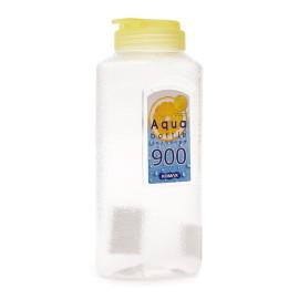 Bình nhựa đựng nước Aqua Komax Hàn Quốc 900ml xanh lá
