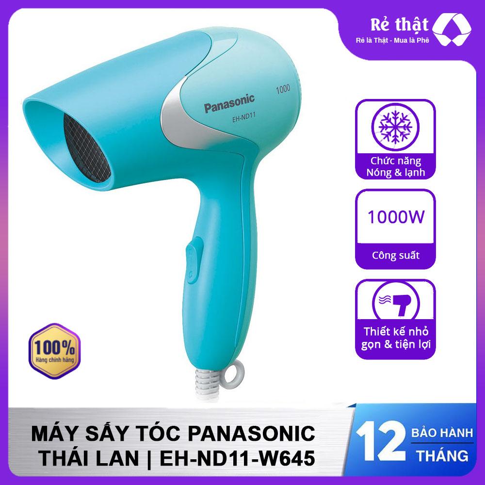 Máy sấy tóc Panasonic EH-ND11-A645 sản xuất Thái Lan, bảo hành 12 tháng