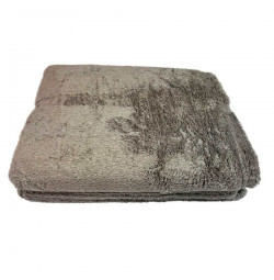 Chăn băng lông Sharp 127x152cm hàng Thái Lan - Xám