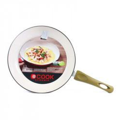 Chảo E-cook Ceramic 26cm Lock&Lock (Xanh) - LEC2263G