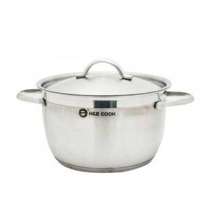 Nồi Inox 3 đáy cao cấp H&E Cook 24A