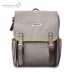 Balo đựng máy ảnh, laptop Model 2016 Sony