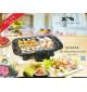 Bếp nướng không khói BBQ1015i Queen Sony (Hồng)
