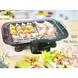Bếp nướng không khói BBQ1015i Queen Sony (Xám)