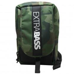 Túi đeo chéo thời trang Sony Extrabass rằn ri màu lính