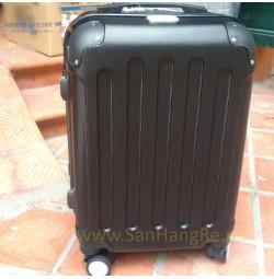 Vali kéo du lịch có khóa số xách tay 20inch Nutifood (Đen)