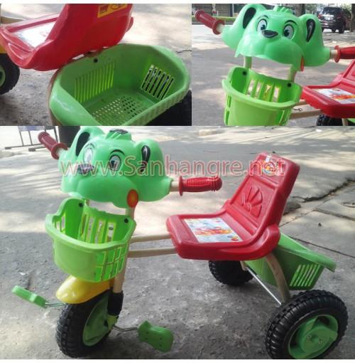Xe 3 bánh L8 Gấu Pooh
