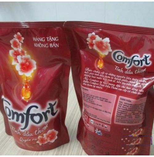 Combo 2 gói nước xả Comfort tinh dầu thơm 120ml